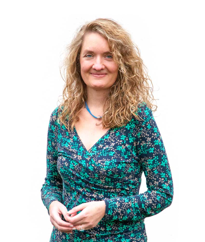 Dominique Weß ist Mitgesellschafterin des CFZ, des Christlichen Familienzentrum Fulda Galerie