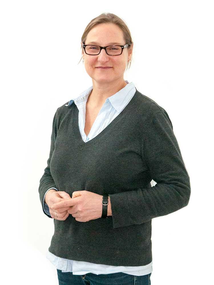 Sabine Steinmetz, Leiterin des Gebetstreffs der FeG Fulda