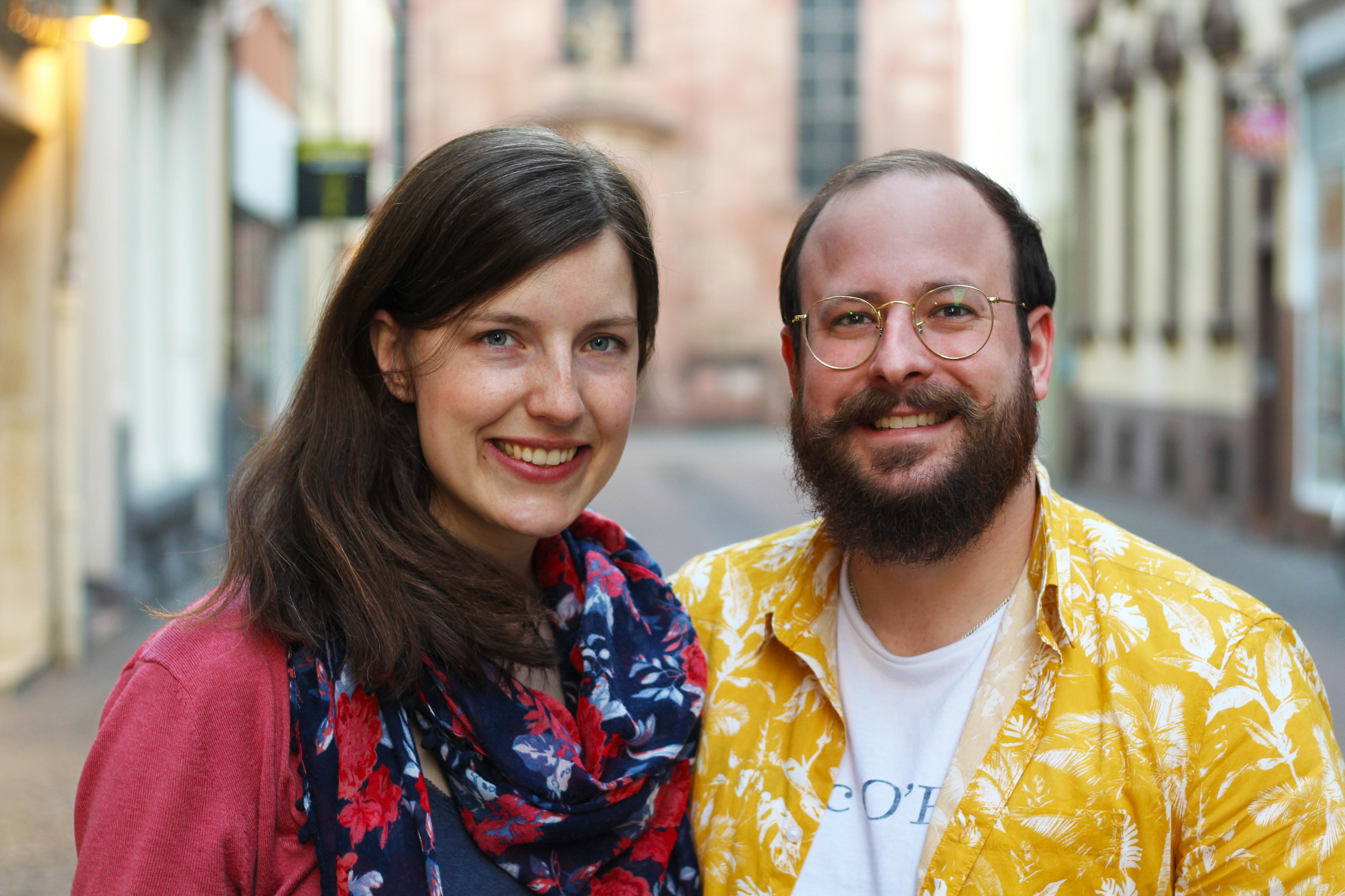 Auf nach Peru! Miriam und Niklas Mölleney gehen für 2 Jahre in den missionarischen Dienst nach Peru